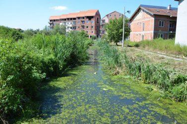 Kanal u Igora Vasiljeva u Krnjaci